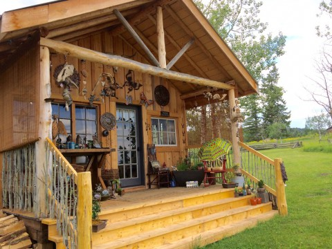 Akashic Ranch features Doing Earth Pottery